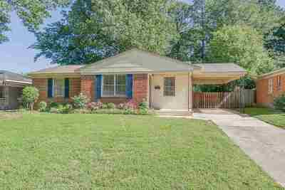 Shelby County Single Family Home For Sale: 4844 Verne