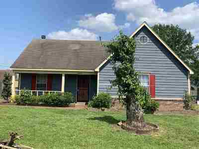 Memphis Single Family Home For Sale: 4332 Royal Palace