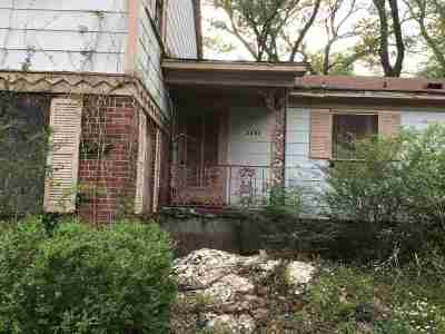Memphis Single Family Home For Sale: 3387 W Rosita