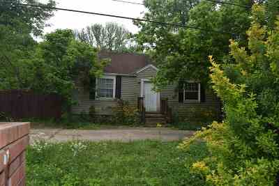 Memphis Single Family Home For Sale: 3658 Cedell