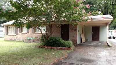 Memphis Single Family Home For Sale: 1433 Oak Ridge
