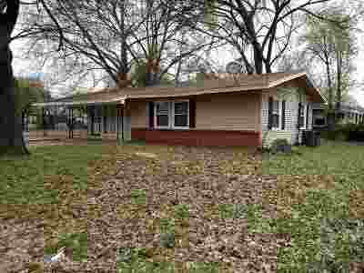Memphis Single Family Home For Sale: 1448 Merrycrest