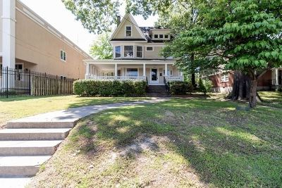 Memphis Single Family Home For Sale: 229 N Montgomery
