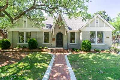 Memphis Single Family Home For Sale: 1521 Linden