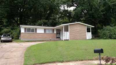 Memphis Single Family Home For Sale: 2415 Debby
