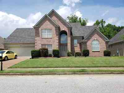 Memphis Single Family Home For Sale: 9568 Misty Knoll