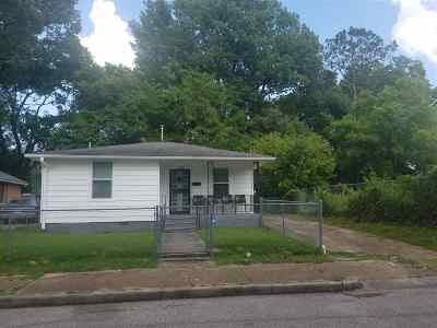 Memphis Single Family Home For Sale: 402 Carpenter