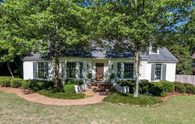 Germantown TN Single Family Home For Sale: $405,000