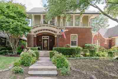 Central Gardens Single Family Home Contingent: 1642 Linden