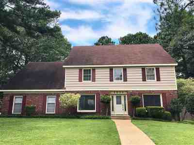Germantown TN Single Family Home For Sale: $379,900