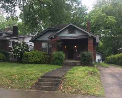 Memphis TN Single Family Home For Sale: $159,000