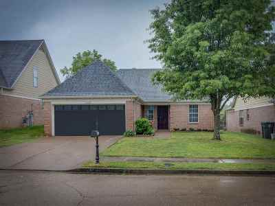 Memphis TN Single Family Home For Sale: $159,900