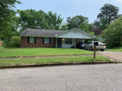 Memphis TN Single Family Home For Sale: $44,900