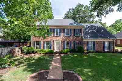 Germantown Single Family Home For Sale: 8214 Waverly Crossing