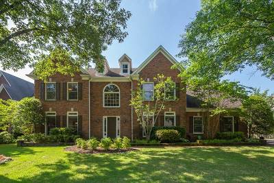 Collierville Single Family Home For Sale: 2125 Lake Page