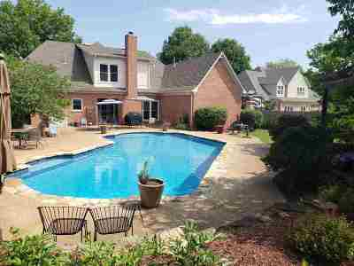 Collierville Single Family Home For Sale: 999 Welbeck