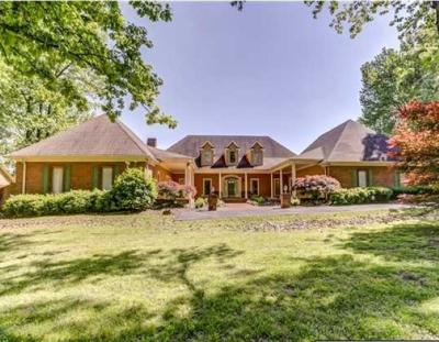 Olive Branch Single Family Home For Sale: 4195 Redwood
