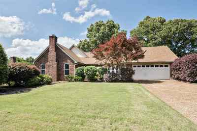 Germantown TN Single Family Home For Sale: $355,000