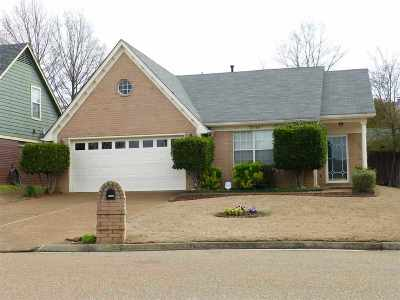 Memphis TN Single Family Home For Sale: $155,000