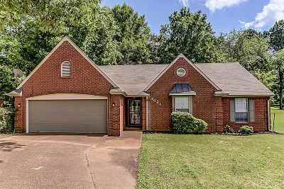 Memphis TN Single Family Home For Sale: $125,000