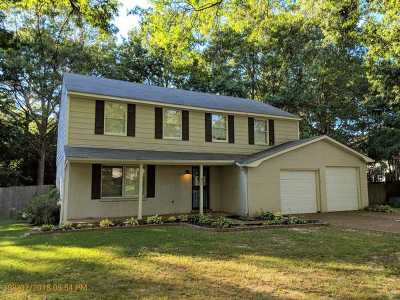 Germantown Single Family Home For Sale: 7892 Cross Pike