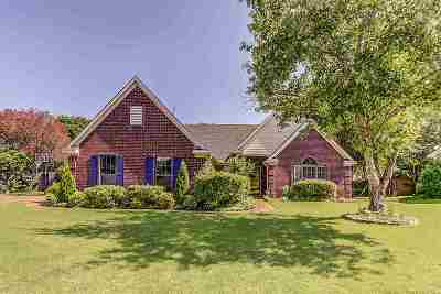Bartlett Single Family Home Contingent: 6872 Cottontail
