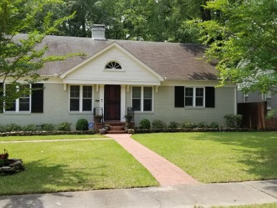 High Point Terrace Single Family Home For Sale: 3791 Highland Park