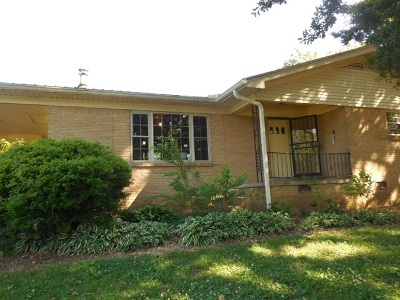 Single Family Home For Sale: 549 Tennessee