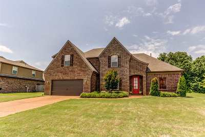 Bartlett Single Family Home Contingent: 5119 Forest Oasis