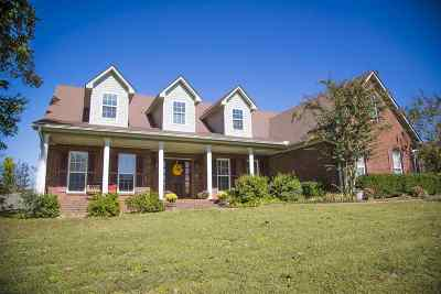 Munford Single Family Home For Sale: 241 George Ellis