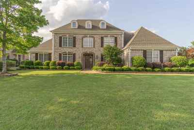 Collierville Single Family Home For Sale: 10130 Avent Ridge