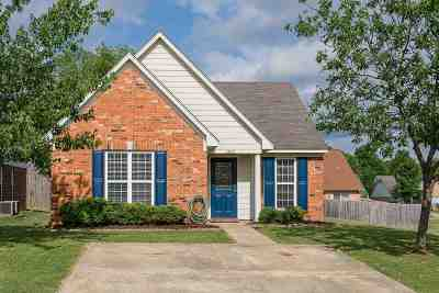 Southaven Single Family Home Contingent: 5367 Kalian
