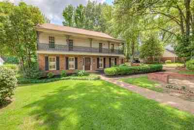 Memphis Single Family Home For Sale: 6631 Poplar Pike