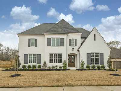 Collierville Single Family Home For Sale: 23 Addiegreen