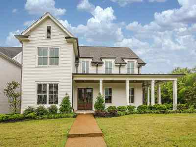 Collierville Single Family Home For Sale: 271 Washington