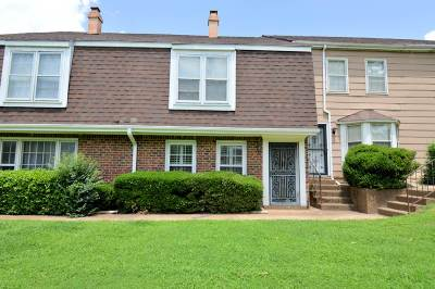 Bartlett Condo/Townhouse For Sale: 3391 Lord Dunmore #3391