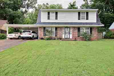 Memphis Single Family Home For Sale: 1411 Blueberry