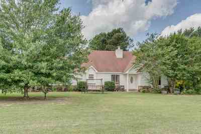 Atoka Single Family Home For Sale: 105 Blaydes