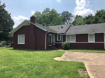 Memphis Single Family Home For Sale: 3828 Tutwiler