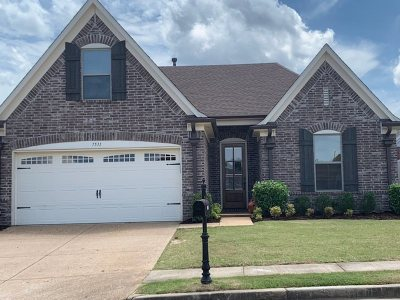 Memphis Single Family Home For Sale: 7511 Turn Bow