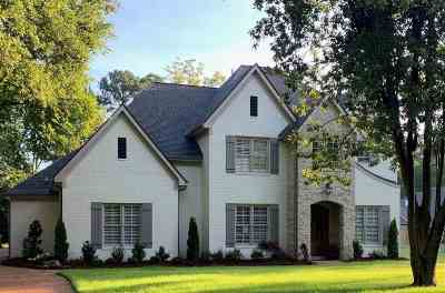 Memphis Single Family Home For Sale: 4970 Barfield