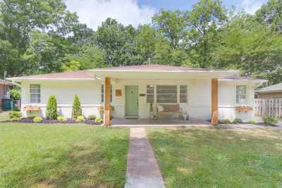 Shelby County Single Family Home Contingent: 1097 Marcia