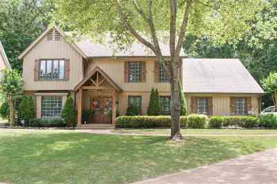 Germantown Single Family Home For Sale: 8141 Scruggs