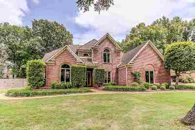 Germantown Single Family Home For Sale: 2070 Hawthorn Hill