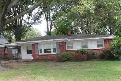 Shelby County Single Family Home For Sale: 1444 Mt Moriah
