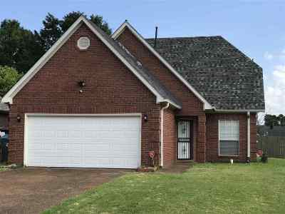 Memphis Single Family Home For Sale: 7767 Redfearn