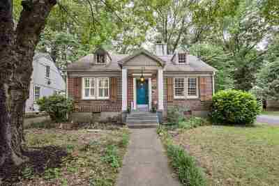 Single Family Home For Sale: 155 S Humes