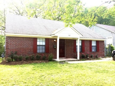 Single Family Home For Sale: 567 Haynes
