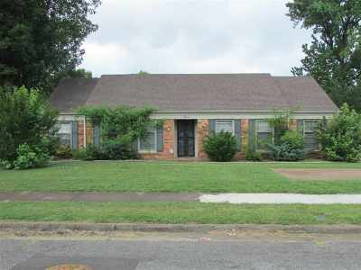 Memphis Single Family Home For Sale: 3513 Kings Arms