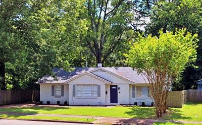 Shelby County Single Family Home Contingent: 4427 Quince